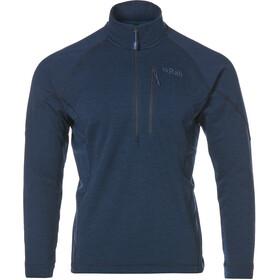Rab Nucleus - T-shirt manches longues Homme - bleu